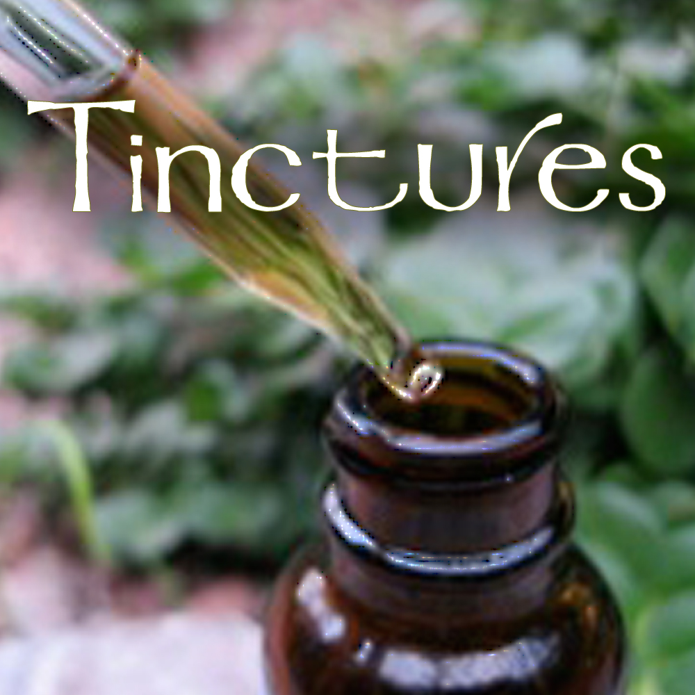 Custom Blended Tinctures