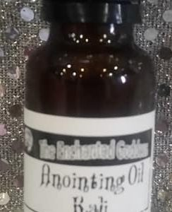 Mercury Ritual Anointing Oil - The Enchanted Goddess