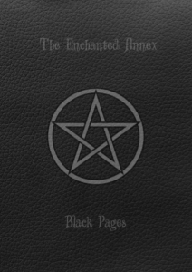 Black Pages Cover Page